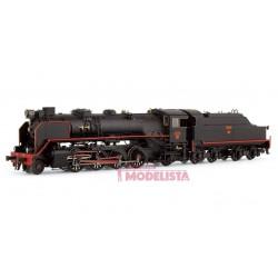 Locomotora Mikado 141F2396, RENFE. Sonido. ELECTROTREN 4164S