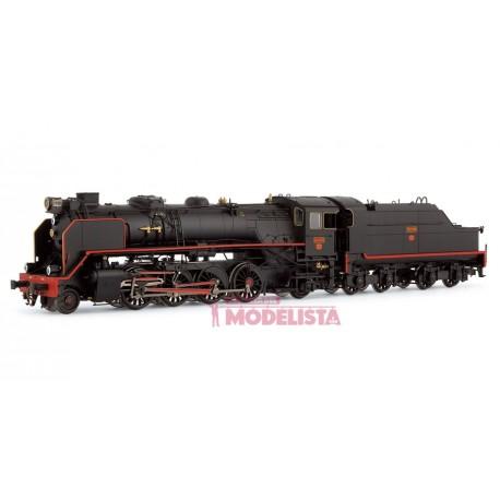 Mikado locomotive RENFE, 141F2396. Sound. ELECTROTREN 4164S
