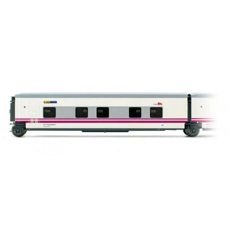 "Train ""Elipsos"" coach TWL6, RENFE-SNCF."