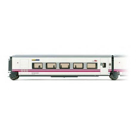 "Train ""Elipsos"" coach super-reclinable, RENFE-SNCF."