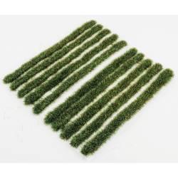 Autumn grass strips, 4 mm.