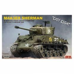 Sherman M4A3E8.