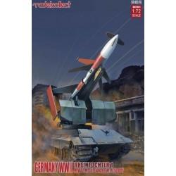 Russian 9K720 Iskander-k cruise missile.