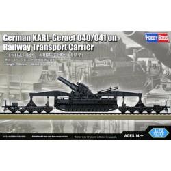 German KARL-Geraet 040/041 on.