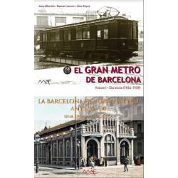 El metro de la Sagrera a Horta.
