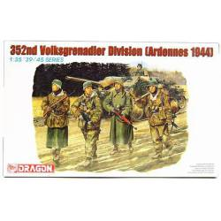 3 rd Fallschirmjäger division, Ardennes.
