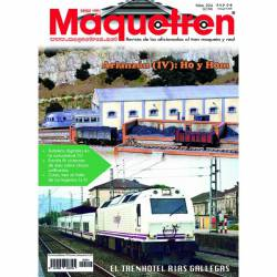 Revista Maquetren, nº 324.