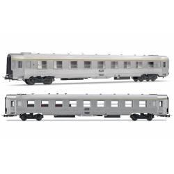 Set de coches DEV INOX 1ª clase. SNCF.