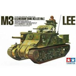 U.S. medium tank M3 Lee MkI.