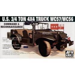 Dodge 3/4t 4x4 Truck. WC57/WC56.