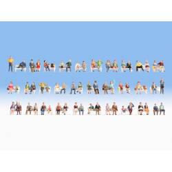 Mega figures set.