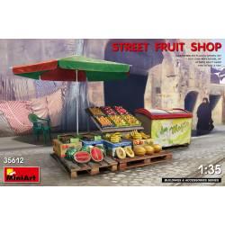 Street fruit shop.