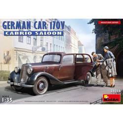 German Car 170V Cabrio Saloon.