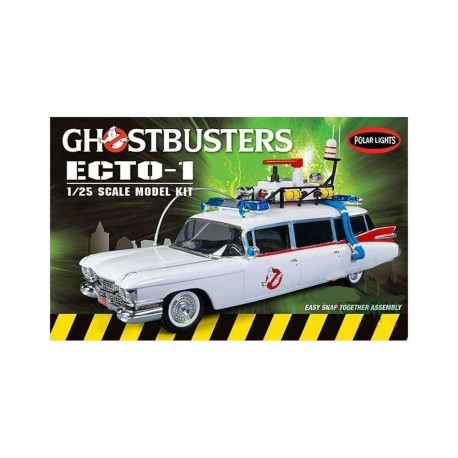 Ghostbusters ECTO-1.