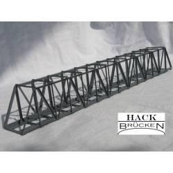 Puente metálico largo. HACK BRUCKEN KN35