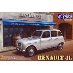 Renault 4L.