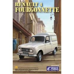 Renault 4 van.