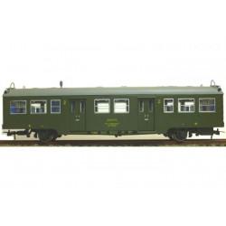 Coche de viajeros serie 7000, 2ª clase. KTRAIN 0601K