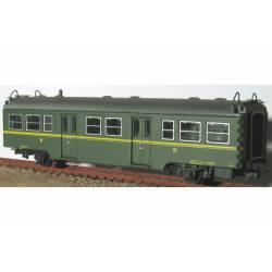 Third class coach series 7000 RENFE. KTRAIN 0602I