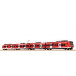 Diesel railcar BR 425, DB. Sound.