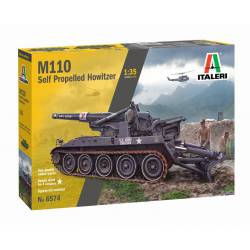 M110 Self propelled howitzer.