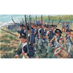 Infantería americana.