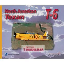 Alas españolas: North American T-6 Texan