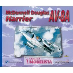 Alas españolas: McDonnell Douglas AV-8A Harrier