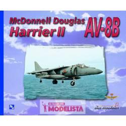 Alas españolas: McDonnell Douglas AV-8B Harrier II