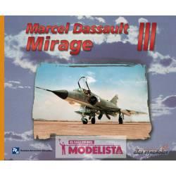 Alas españolas: Marcel Dassault Mirage III