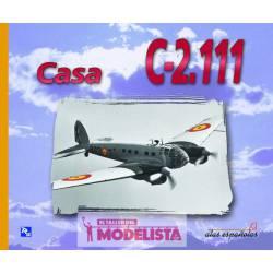Alas españolas: CASA C-2111 / He-111