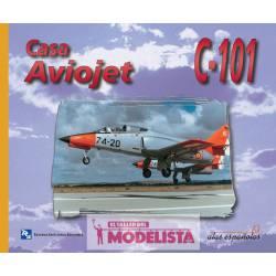 Alas españolas: CASA C-101 Aviojet