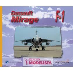 Alas españolas: Dassault Mirage F-1