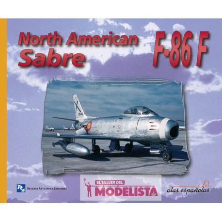 Alas españolas: North American F-86F Sabre