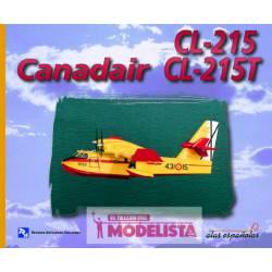 Alas españolas: Canadair CL-215/CL-215T