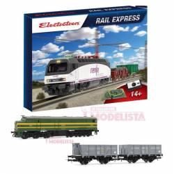 Starter set Rail Express. RENFE 318.