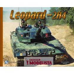 Acorazados españoles: Leopard-2A4