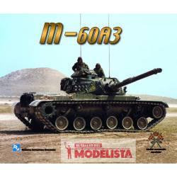 Acorazados españoles: M-60A3