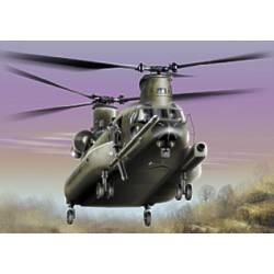 Helicóptero MH-47E SOA Chinook. ITALERI 1218