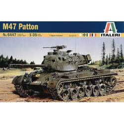 M47 Patton. ITALERI 6447
