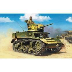 Tanque M3A1. ITALERI 6498