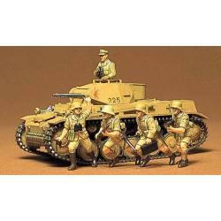 Panzer II alemán. TAMIYA 35009