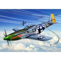 P-51D Mustang. REVELL 04148