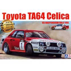 Toyota Celica GT-Four (ST165) '90 Safari Rally Version.