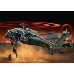 Helicóptero UH60A Black Hawk. ITALERI 2706