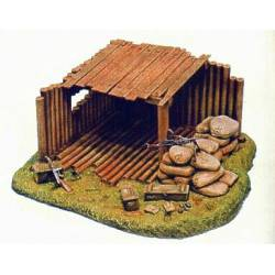 Command post. ITALERI 0417