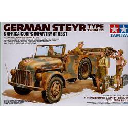 German Steyr Type 1500A/01.