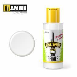 One shot primer - Blanco.