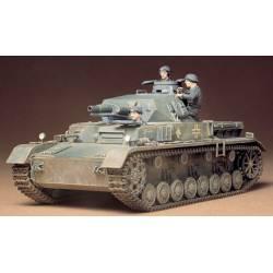 Panzer IV alemán. TAMIYA 35096