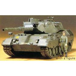 Leopard A4 alemán. TAMIYA 35112
